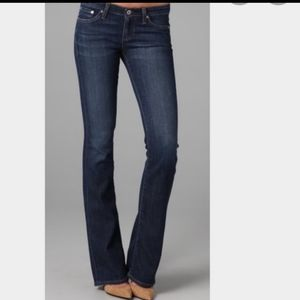 AG The Angel Bootcut Jeans Size 25R